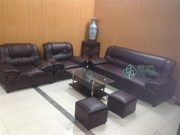 Mẫu sản phẩm thanh lý sofa Bắc Ninh tại Duy Phát