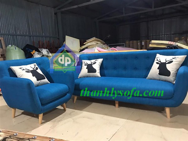 Thanh lý sofa Hà Đông giá rẻ nhất | Mẫu sofa mới lên tới 100%