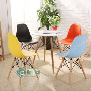 Mẫu bàn ghế quán cafe đẹp UMA