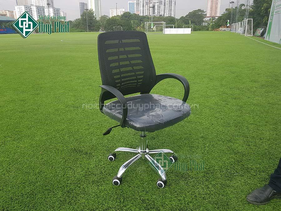 Thanh lý ghế xoay lưới lưng trung mới 100% (GXL550)