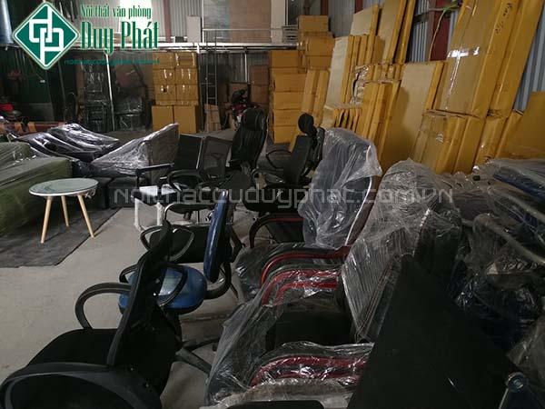 Mẫu sản phẩm thanh lý bàn ghế văn phòng ở Hưng Yên tại Duy Phát