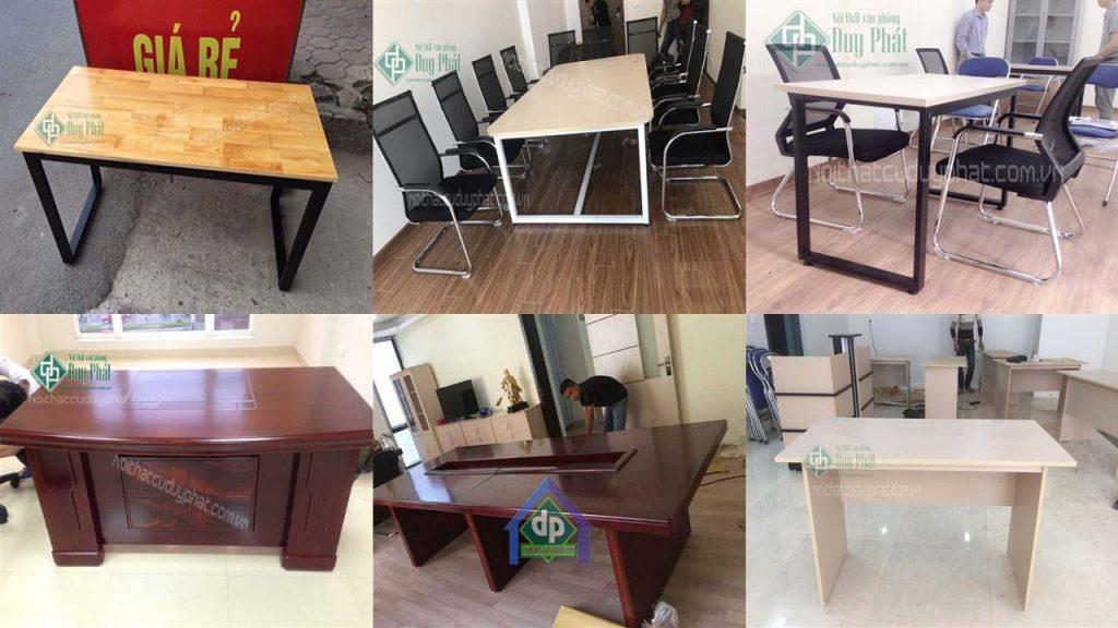 Địa chỉ thanh lý bàn ghế văn phòng Hà Nội giá rẻ  Chất lượng đảm bảo