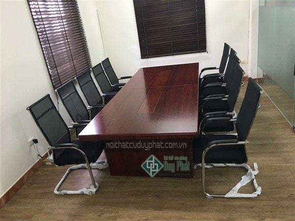 Thi công nội thất văn phòng chuyên nghiệp tại Hà Nội