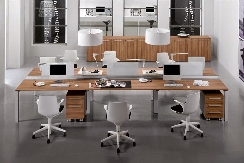 Cập nhật các mẫu bàn ghế văn phòng hiện đại đẹp giá rẻ