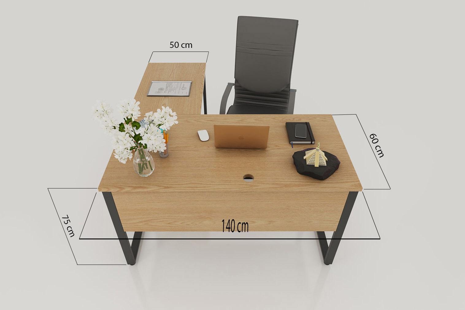 Kích thước bàn làm việc chuẩn tránh được các bệnh về cột sống